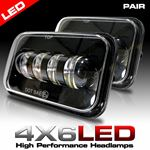 H4701 H4703 Sealed Beam LED Replacement Headlights (2 Pack)