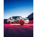 8PC RGB LED COLOR WATERPROOF WIRELESS ROCK LIGHTS3