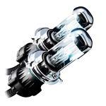 Bi-Xenon HID Xenon Performance Bulbs with Wire Harness Set H4