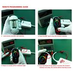 LED Strip RGB Controller RF Wireless Touch Color 3