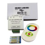 LED Strip RGB Controller RF Wireless Touch Color