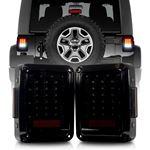XPE Smoked LED Tail Lights