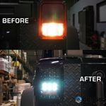 SMOKED LED TAIL LIGHTS 3