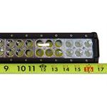 LED Light Bar 108W 16.75 Inches Bottom Bracket 3