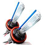 New HID Xenon Performance Bulbs H8 (2 Pack)