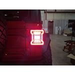 Clear LED Tail Lights for Jeep Wrangler JL 2018+