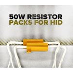 50W RESISTOR PACKS FOR HID