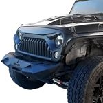 GLADIATOR ABS AGGRESSIVE STYLE GRILLE 2