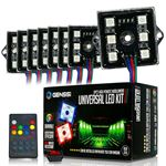 48 LED COLOR RGB WITH REMOTE CONTROL TRUCK BED LIG