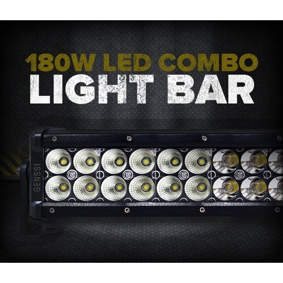 "180W 32"" LED SPOT/FLOOD LIGHT BAR"