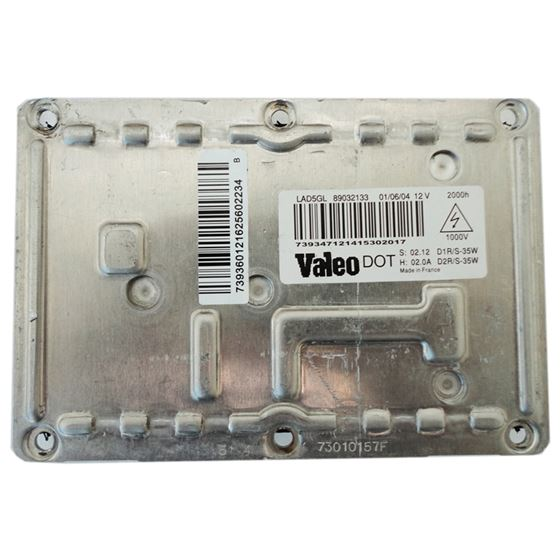 Valeo Replacement Ballast LAD5GL