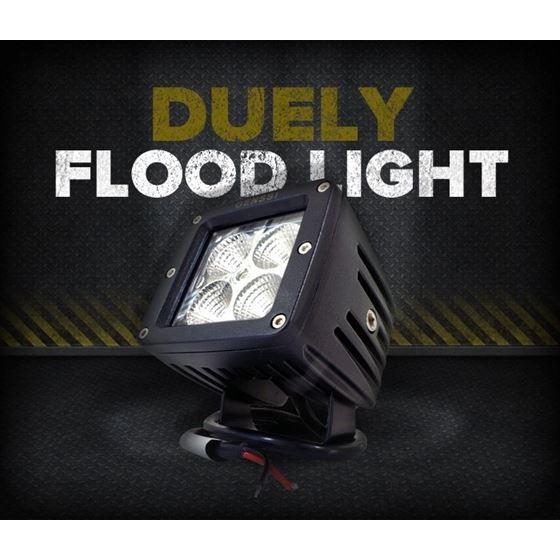 20W DUELLY BUMPER FLOOD LED LIGHT