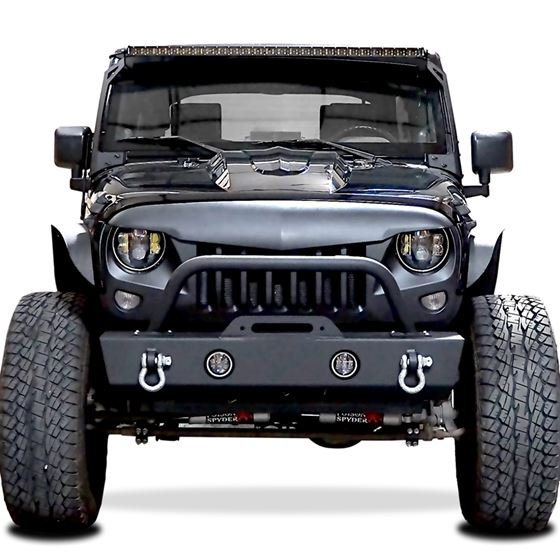 ANGRY EAGLE STYLE ABS GRILLE 2