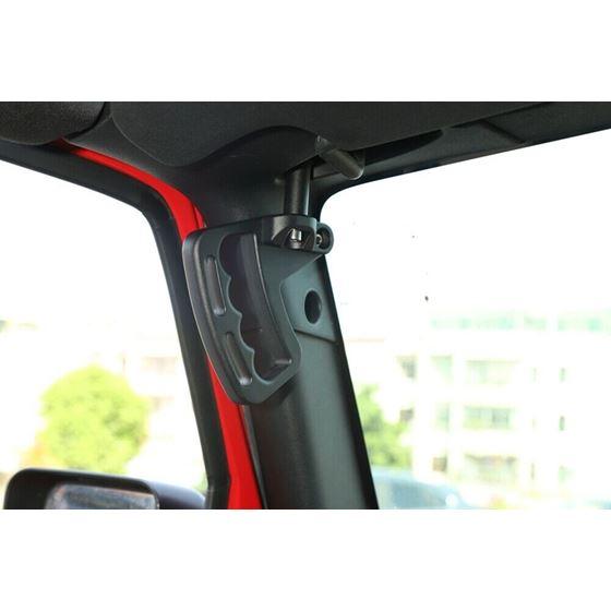 Front Grip Handle Bars for Jeep Wrangler JK JKU 2007-2018