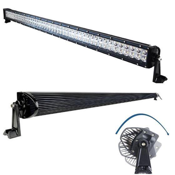 LED Light Bar Combo Kit with Brackets