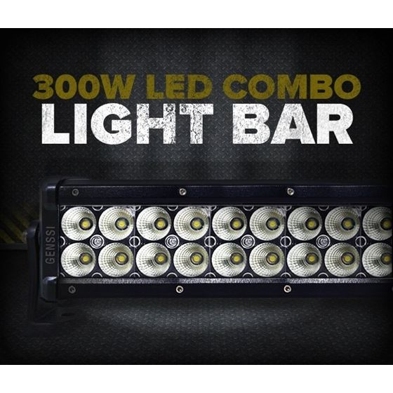 "300W 52"" LED SPOT/FLOOD LIGHT BAR"