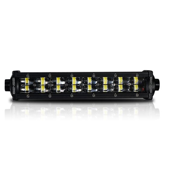 LED Light Bar 48W 8 Inches Side Bracket
