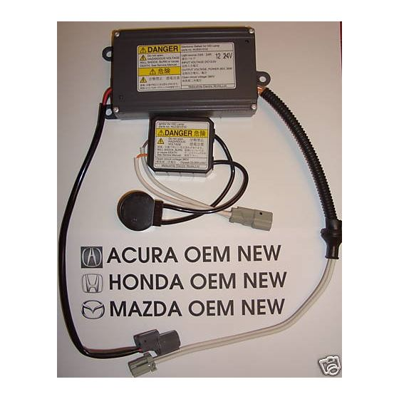 Acura RL Replacement Ballast
