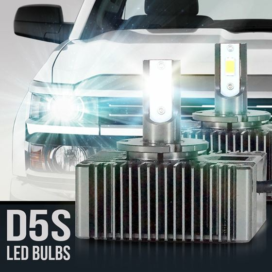 D5S LED Bulbs Replaces 9285410171 Xenon HID (Pack of 2)