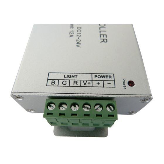 LED Strip RGB Controller RF Wireless w/Music 2
